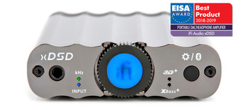 iFi Audio xDSD DAC Amplificador Portátil con Bluetooth