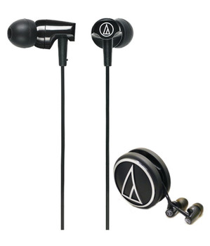 Audio-Technica ATH-CLR100iS Audífonos In-Ear Negro