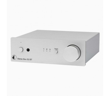 Pro-Ject Stereo Box S2 BT Amplificador Integrado con Bluetooth