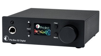 Pro-Ject Pre Box S2 Digital Pre-Amplificador Digital