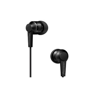 Pioneer SE-C7BT Audífonos In-Ear Wireless Bluetooth - Negro