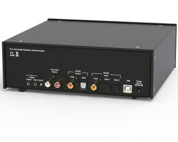 Pro-Ject CD Box DS2 Reproductor de CD Hi-Fi - Negro