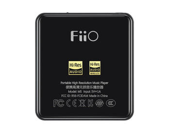 Fiio M5 - Reproductor Hi-Res Bluetooth APTx HD