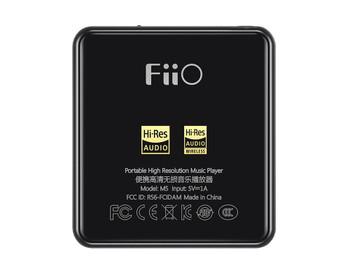 Fiio M5 - Reproductor Hi-Res Bluetooth APTx HD