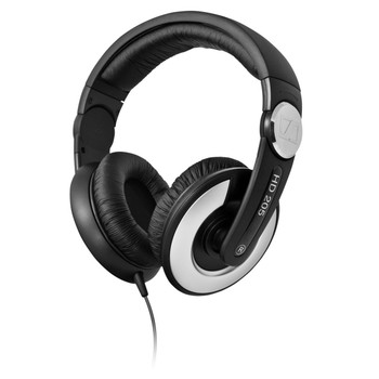 Sennheiser HD 205 II Audífonos Over-Ear