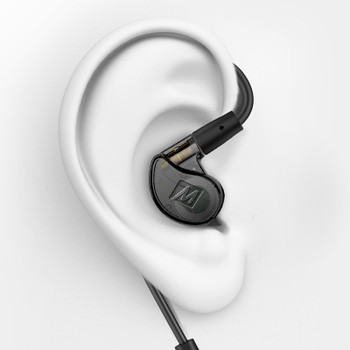 Mee Audio M6 Pro 2da Gen + Adaptador Bluetooth Audífonos In-Ear