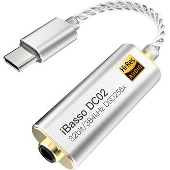 iBasso DC02 - DAC USB C Portátil Hi-Res