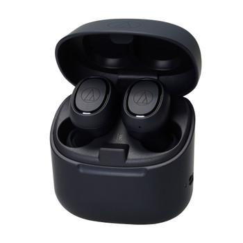 Audio-Technica ATH-CK3TW Audífonos In-Ear Totalmente Inalámbricos - Negro