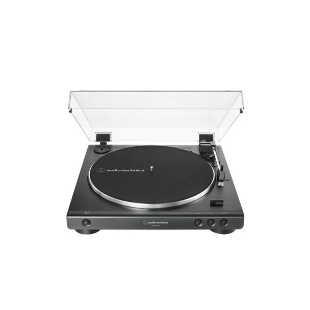 Audio-Technica AT-LP60XUSB Tornamesa - Negro