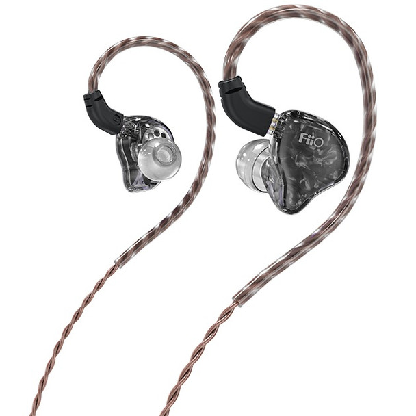 Fiio FH1s Audífonos In-Ear HiFi 2 Drivers Cable Desmontable