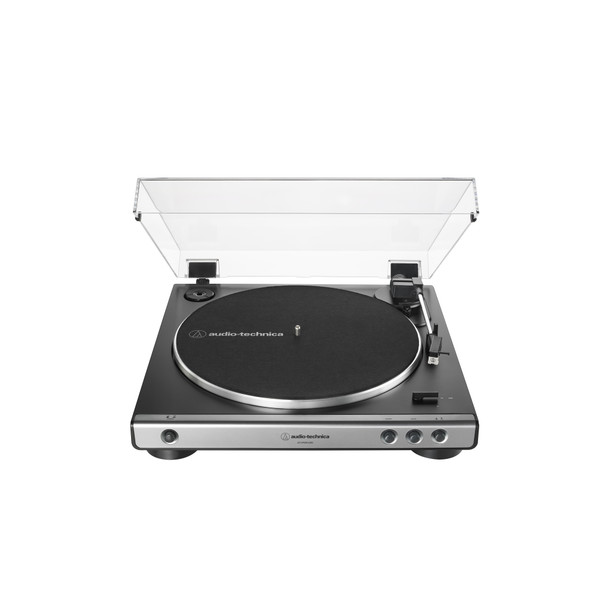 Audio-Technica AT-LP60XUSB Tornamesa - Gunmetal