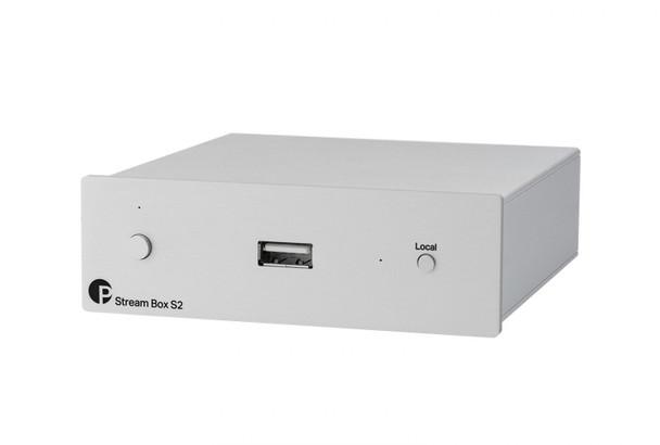 Pro-Ject Stream Box S2 - Reproductor de Audio en Red