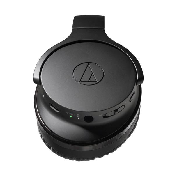 Audio-Technica ATH-ANC900BT Audífonos Over-Ear con Cancelación de Ruido Bluetooth