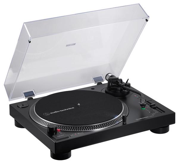 Audio-Technica AT-LP120XBT-USB Tornamesa - Negro