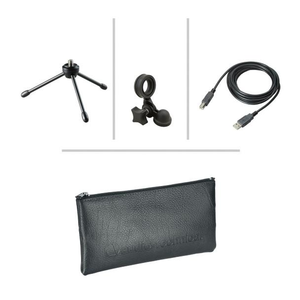 Audio-Technica AT2020 USB Micrófono