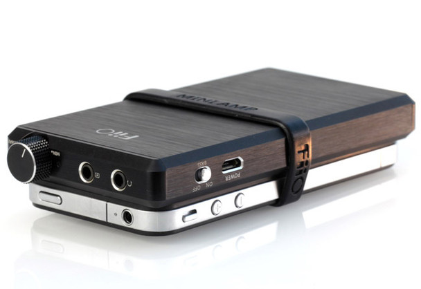 Fiio A5 - Amplificador de audífonos