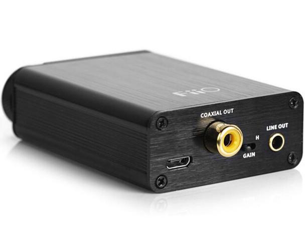 Fiio E10K DAC Amplificador USB