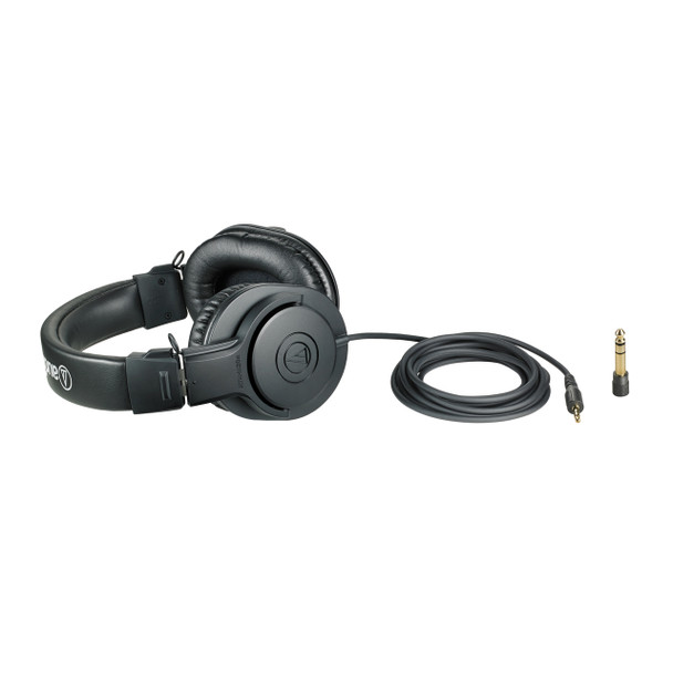 Audio-Technica ATH-M20x Audífonos Over-Ear