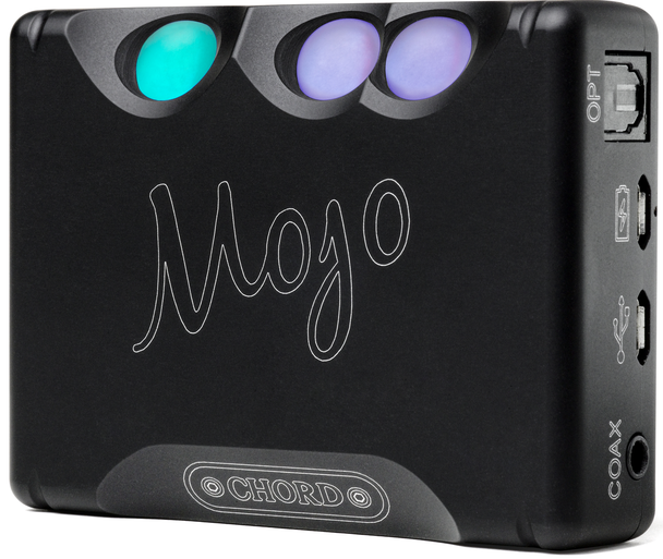 Chord Mojo - DAC USB para iOS Mac Android PC Fiio