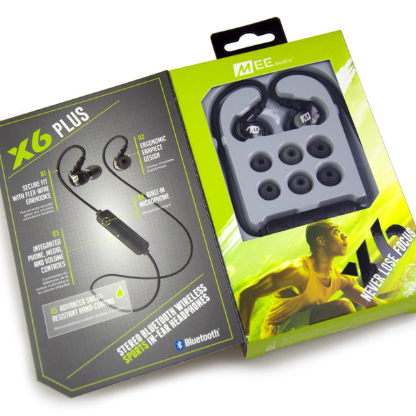 Mee Audio X6 Plus Audifonos Inalámbricos