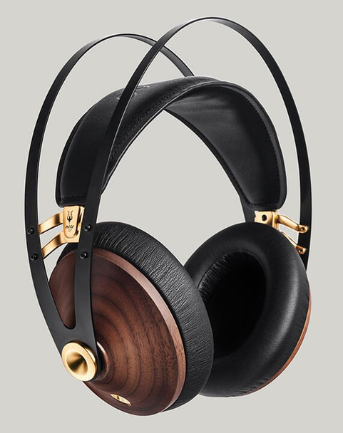Meze Audio 99 Classics Walnut Gold - Audífonos Over-Ear
