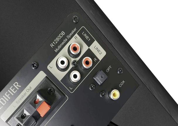 Edifier R1280DB Parlante Activo Bluetooth Optico Control Remoto