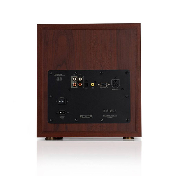 Edifier S350DB Parlante Amplificado 2.1 Subwoofer Optico Bluetooth
