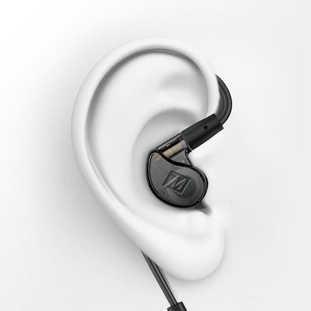Mee Audio M6 Pro 2da Gen - Audífonos In-Ear - Cable Desmontable Handsfree (Negro)