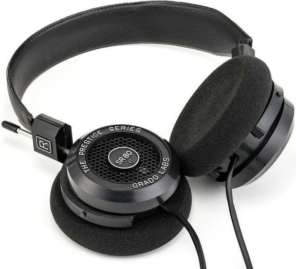 Grado SR80e Prestige Series - Audífonos Abiertos HiFi