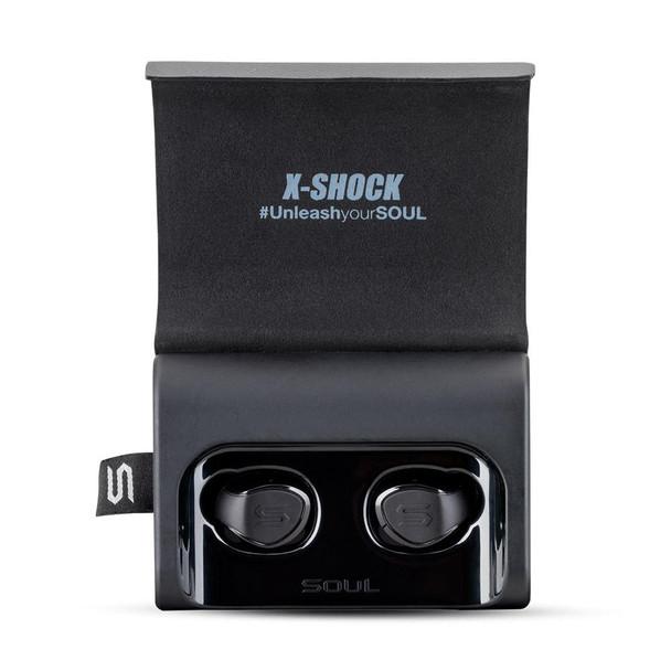 Soul X-Shock Audífonos True Wireless Deportivos Premium