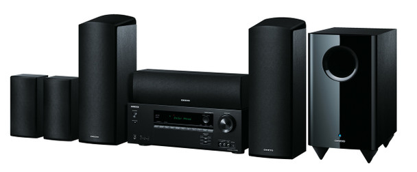 Onkyo HT-S5805 - Home Theater 5.1.2  Atmos Bluetooth