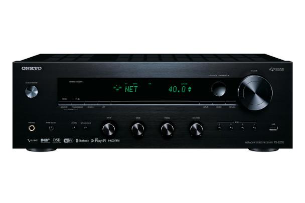Onkyo TX-8270 - Receiver Estereo de Red WiFi Radio