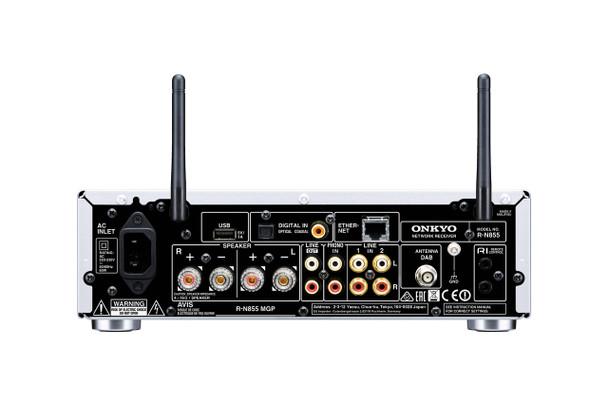 Onkyo R-N855 - Amplificador Estereo de Red con Radio