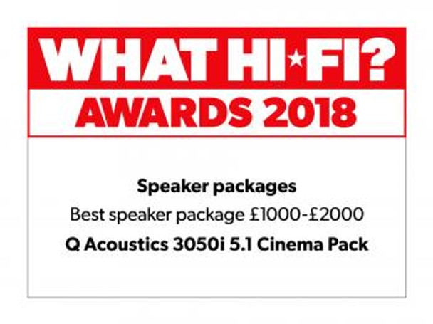 Q-Acoustics Q3050i Cinema Pack