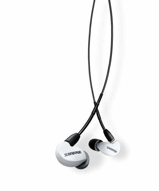 Shure SE215 Edición Especial Blanco - In-Ear con Handsfree Android/iOS