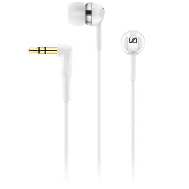 Sennheiser CX1.00 Audífonos In-Ear Blanco