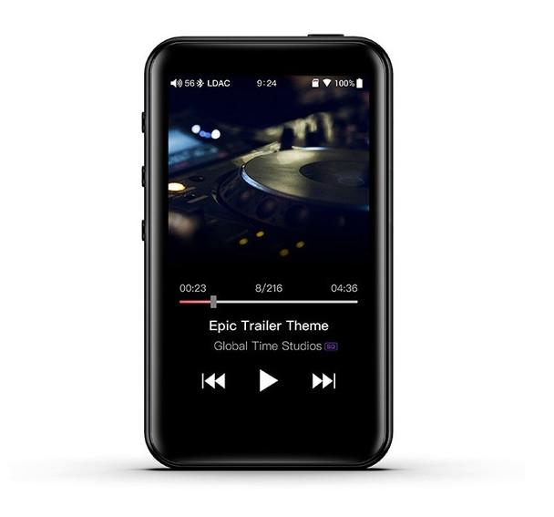 FiiO M6 - Reproductor Hi-Res WiFi Bluetooth aptX HD