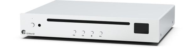 Pro-Ject CD Box S2 Reproductor de CD Hi-Fi