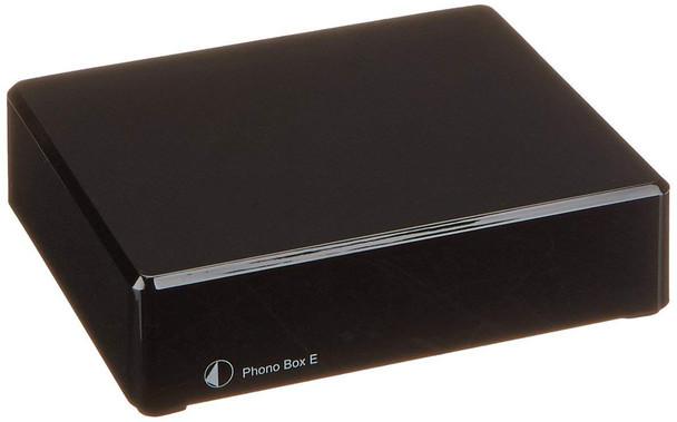 Combo Pro-Ject Tornamesa Hi-Fi: Phono Box E y Essential III BT
