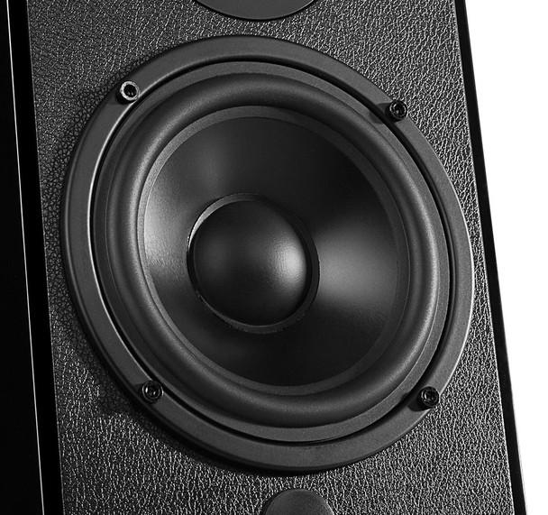Edifier R2000DB Parlante Activo HiFi Bluetooth - Negro