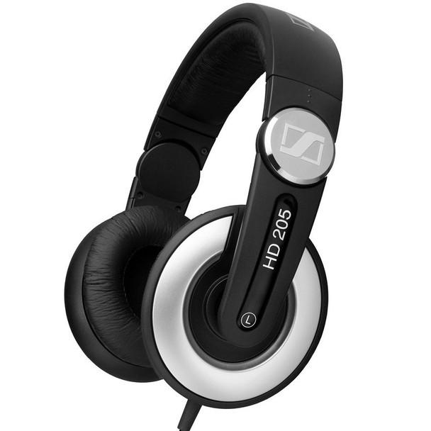 Sennheiser HD 205 II Audífonos Over-Ear