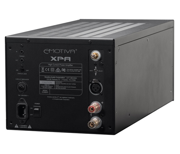 Emotiva XPA HC-1 Amplificador Monoblock