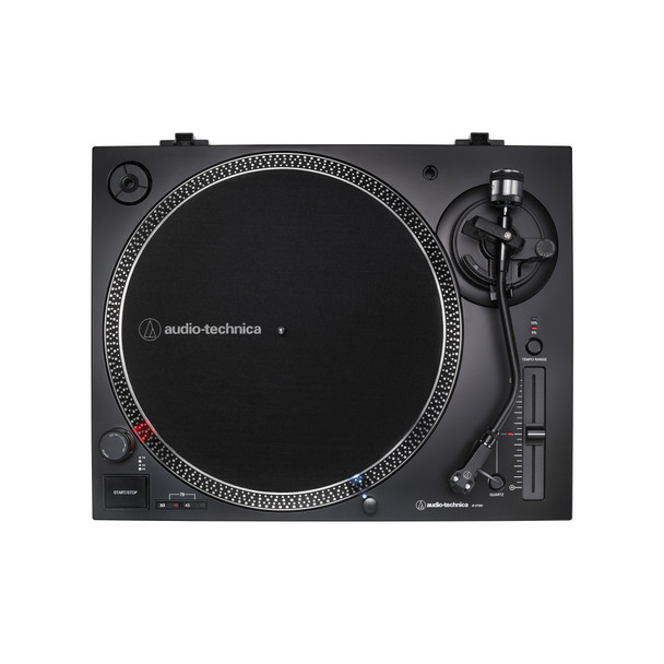 Audio-Technica AT-LP120X-USB Tornamesa - Negro