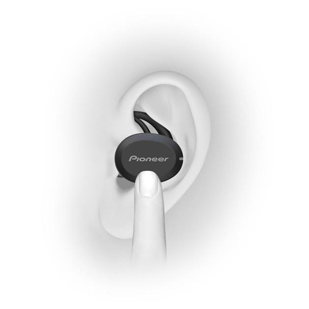 Pioneer SE-E8TW Audífonos True Wireless Deportivos - Negro