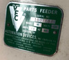 "Automation Devices VFC Model 10 - 17"" Vibratory Bowl Feeder"