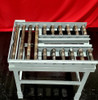 """Surface Combustion 30""""x48"""" or 36x48"""" Rail Storage Table"""