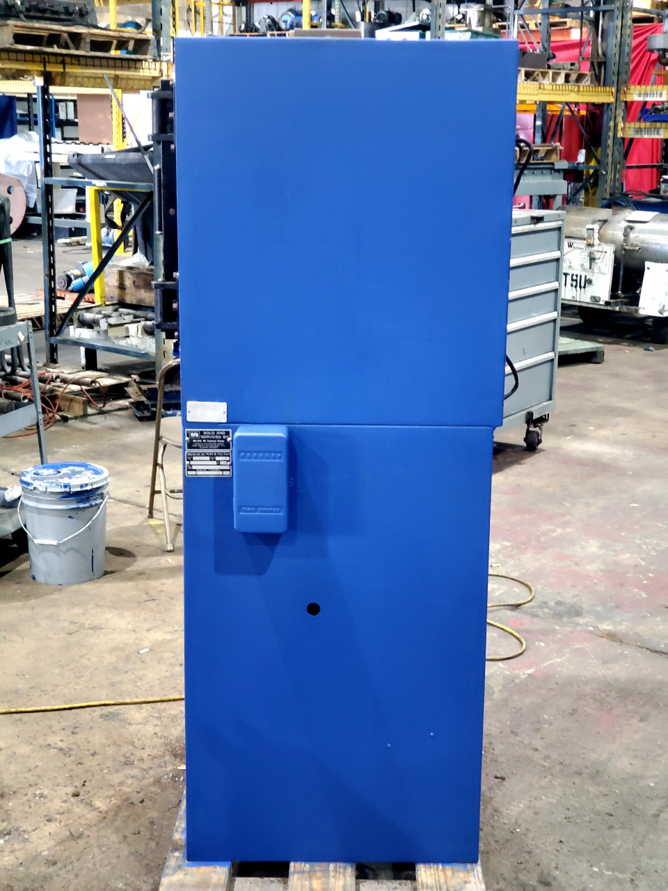 """Blue M CW-5512G-1X Electric Oven, 14"""" x 14"""" x 14"""", 1200°F, 480/3/60, 6 KW"""