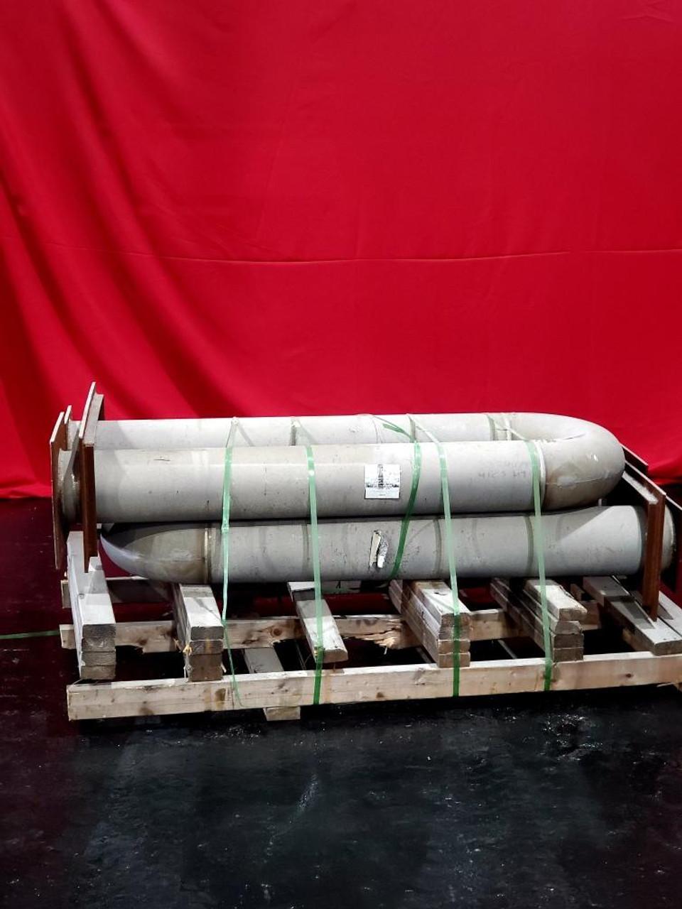 WIRCO U-Tube Assembly AX-DC-72286 for 36x48x36 Batch Furnace