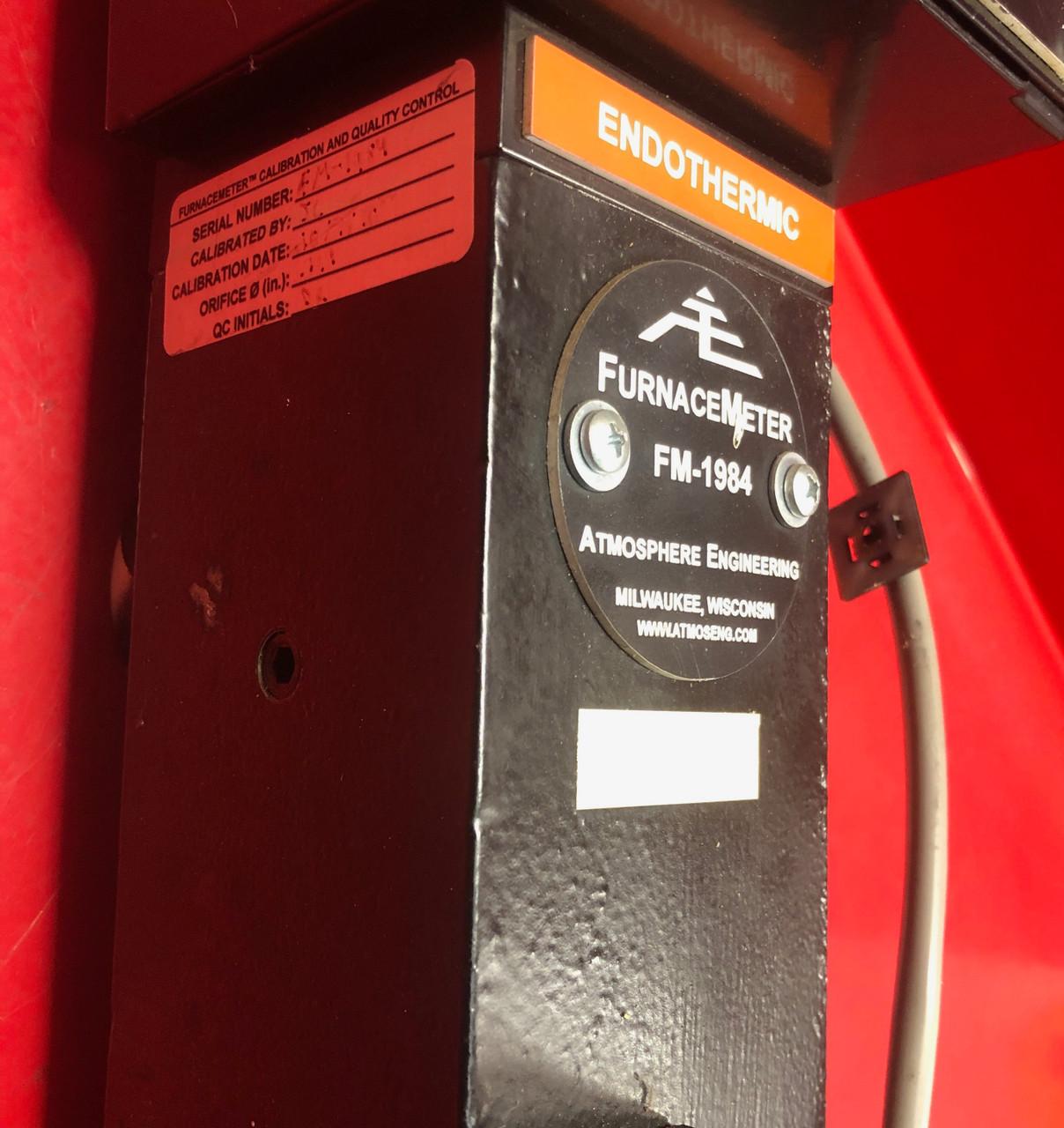 Atmosphere Engineering Electronic FurnaceMeter™ 0-1800 CFH (Endothermic)