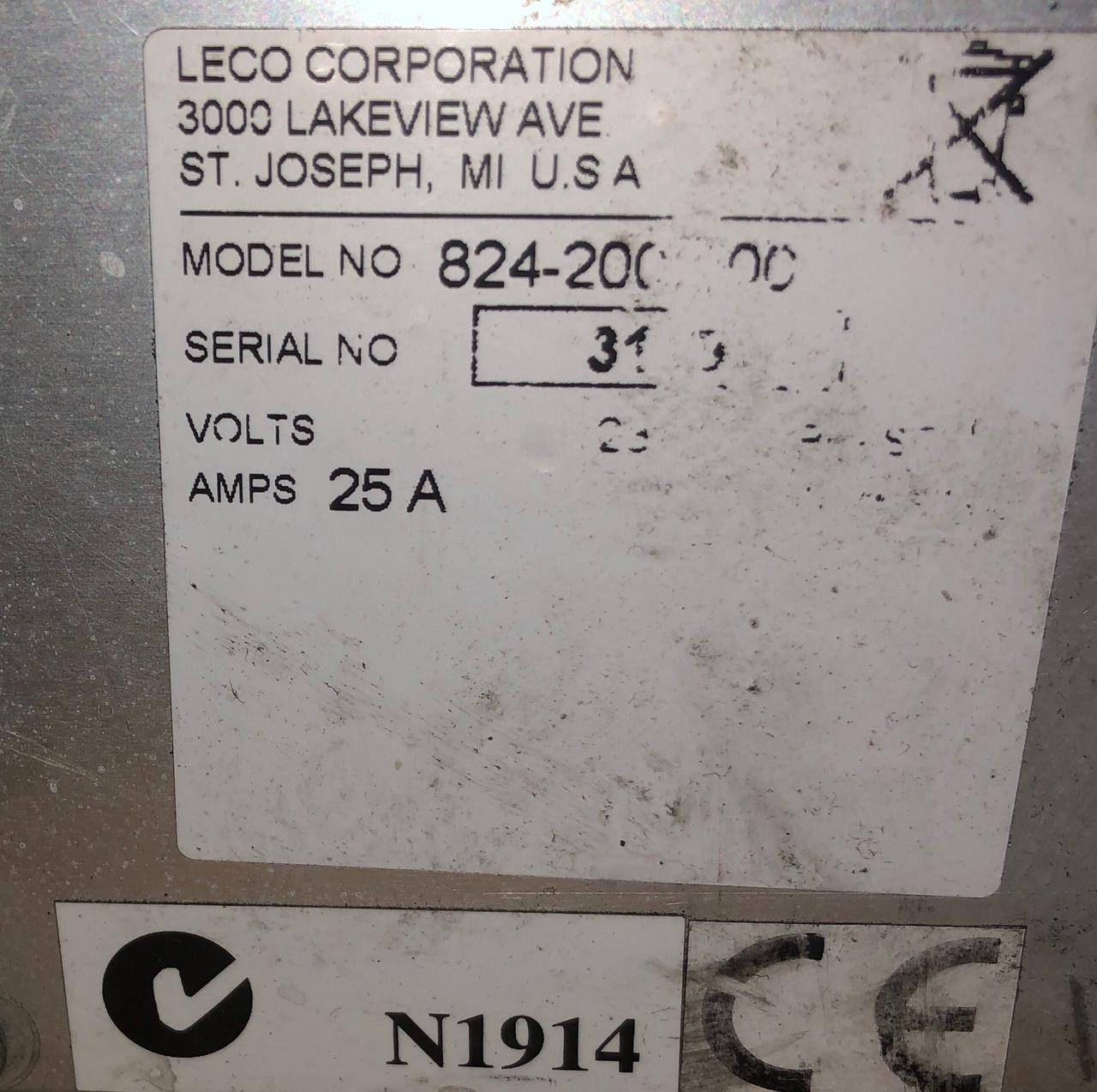 Leco GPX300 230V Grinder/Polisher - Model 824-200-700